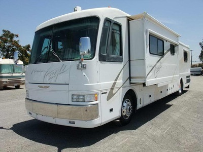 2000 American Coach Eagle 40ds 32 000 New Motor Homes