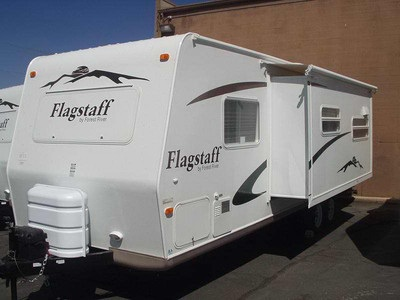 2006 Flagstaff 26bhss By Forest River Travel Trailers