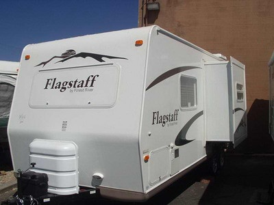 2006 Flagstaff 23fbs By Forest River Travel Trailers