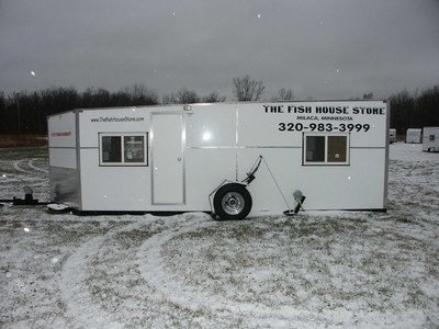The fish house store rv accessories rv accessories for Fish house supplies