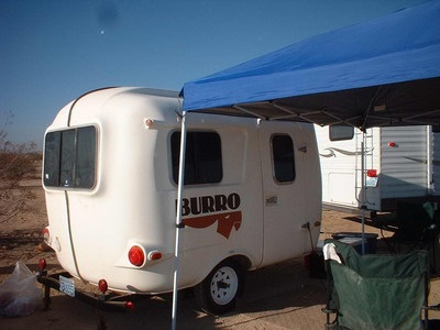 Lastest Burro Travel Trailer
