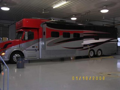 New 2007 ShowHauler 36ft Garage Coach - New Motor Homes Classifieds