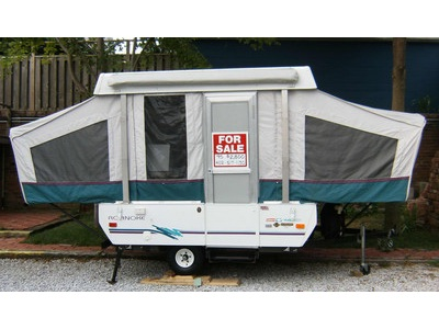 how to clean mold off canvas pop up camper