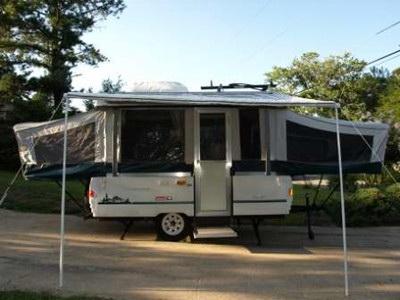 Coleman Pop Up Folding Camper Tent Trailer Classifieds