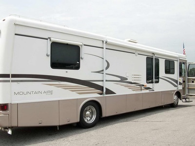 1998 newmar mountainaire diesel pusher - Used Motor Homes ...