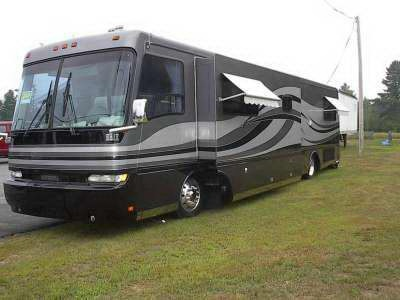 1999 safari continental panther 425 bus conversions for Best slide in gas range under 2000