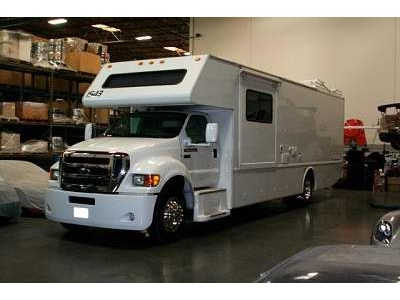 2004 35' Fourwinds Funmover Ford F750 w - Used Motor Homes ...