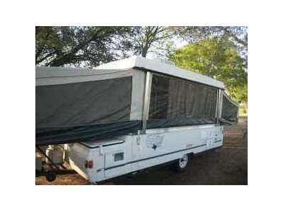 Tent and Pop Up Camper Interior & Exterior Lighting
