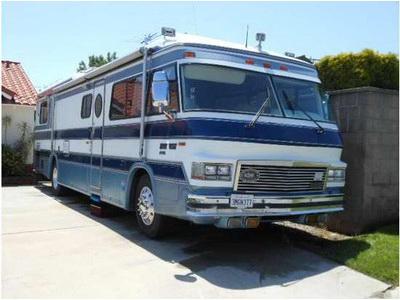 1990 vogue prima vista in california   used motor homes